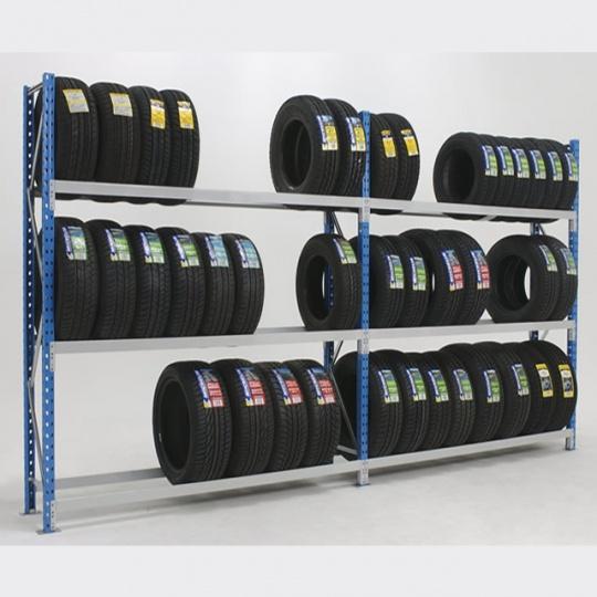 Rayonnages à pneus EPS